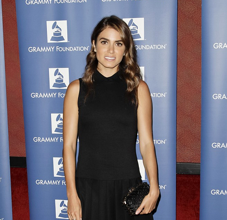 Nikki Reed in Alice + Olivia | GRAMMY Camp LA Launch Party