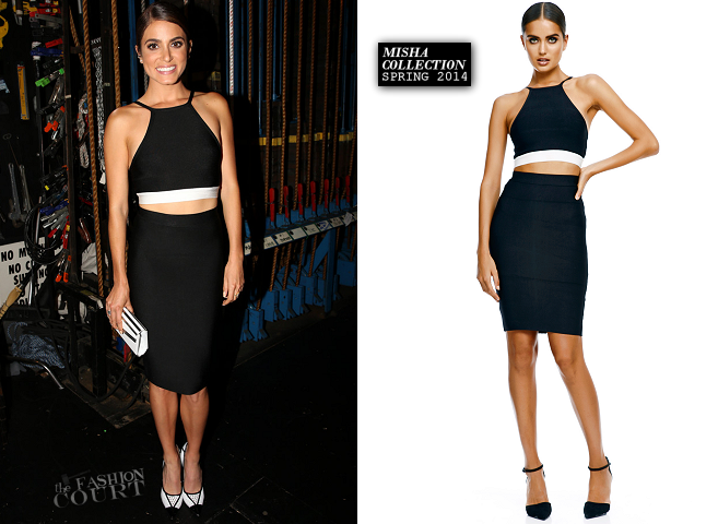 Nikki Reed in Misha Collection | Young Hollywood Awards 2014
