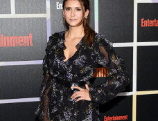 Nina Dobrev in Michael Kors | Entertainment Weekly's Comic-Con 2014 Celebration