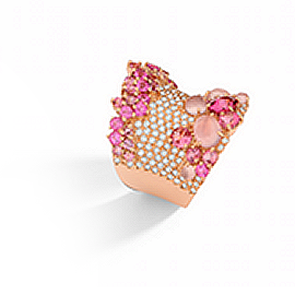 Brumani Baobab Rose Ring
