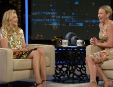 Chloë Grace Moretz in Valentino | 'Chelsea Lately'