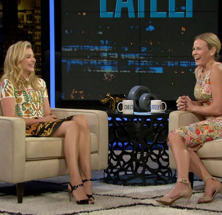 Chloë Grace Moretz in Valentino | 'Chelsea Lately'