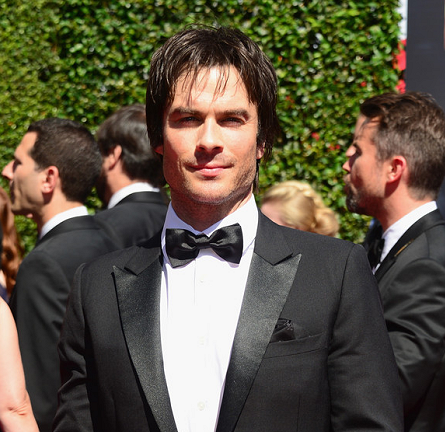 Ian Somerhalder in Dior Homme | 2014 Creative Arts Emmy Awards