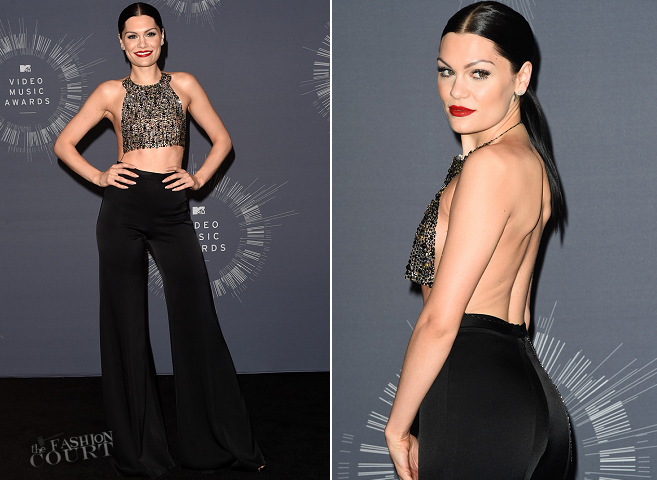 Jessie J in Custom | 2014 MTV Video Music Awards