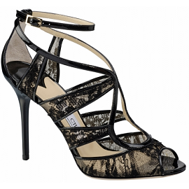 Jimmy Choo 'Kendo' Lace Sandals