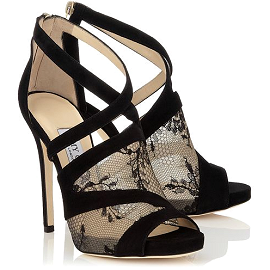 Jimmy Choo 'VanJimmy Choo 'Vantage' Lace Sandals