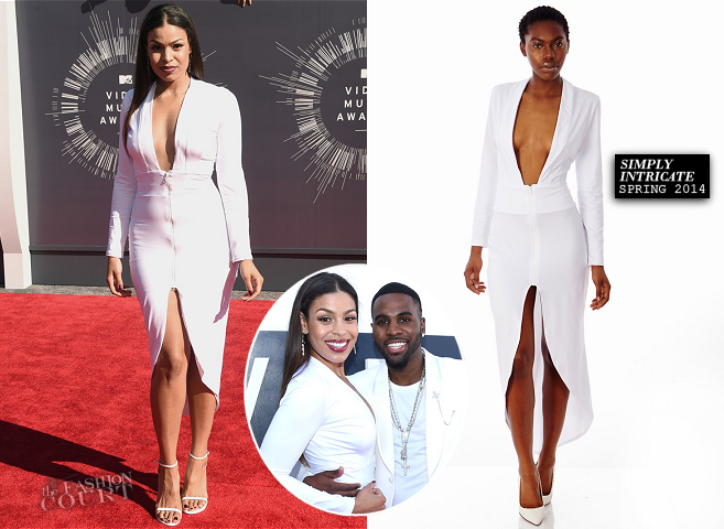 Jordin Sparks in Simply Intricate | 2014 MTV Video Music Awards