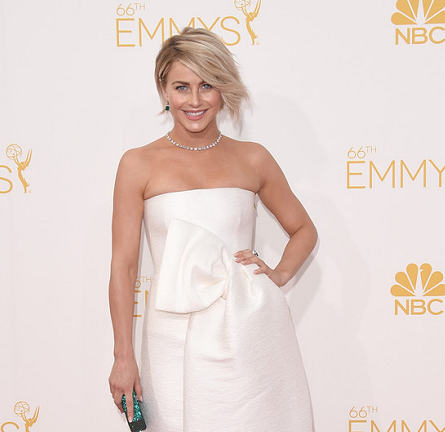 Julianne Hough in DSquared² | 2014 Emmys