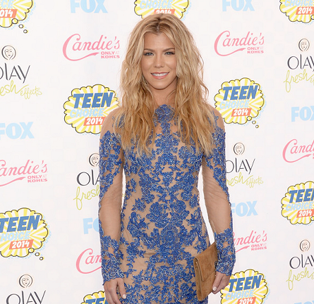 Kimberly Perry in Lorena Sarbu | 2014 Teen Choice Awards