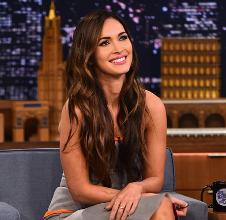 Megan Fox in Altuzarra | 'The Tonight Show starring Jimmy Fallon'