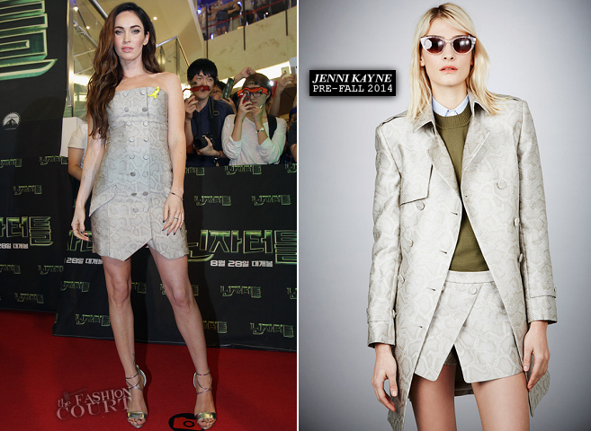 Megan Fox in Jenni Kayne | 'Teenage Mutant Ninja Turtles' Seoul Premiere