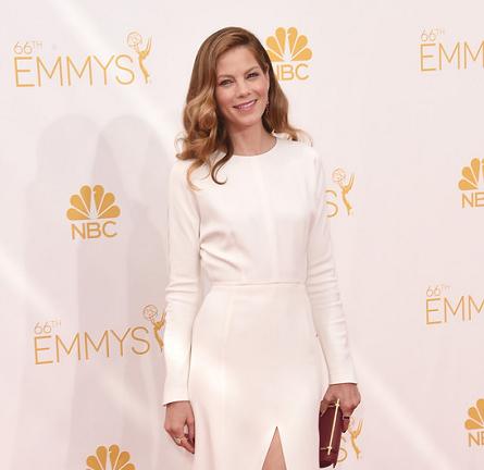 Michelle Monaghan in Giambattista Valli Couture | 2014 Emmys