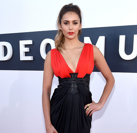 Nina Dobrev in Zuhair Murad | 2014 MTV Video Music Awards