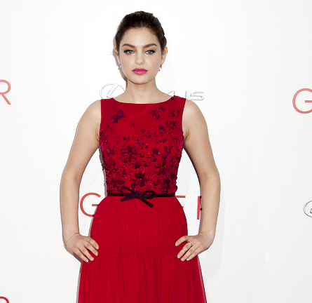 Odeya Rush in Georges Hobeika Couture | 'The Giver' NYC Premiere
