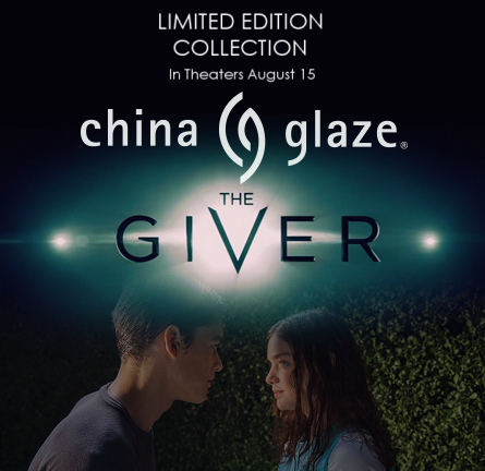 Review: China Glaze 'The Giver' Collection
