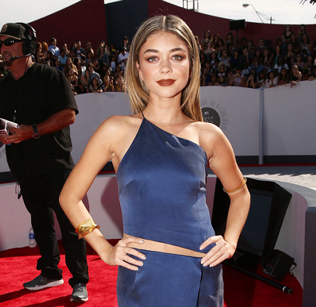 Sarah Hyland in Kaufmanfranco | 2014 MTV Video Music Awards