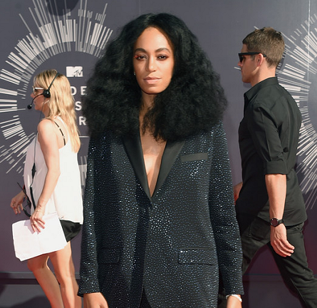 Solange Knowles in H&M | 2014 MTV Video Music Awards
