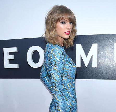 Taylor Swift in Mary Katrantzou | 2014 MTV Video Music Awards