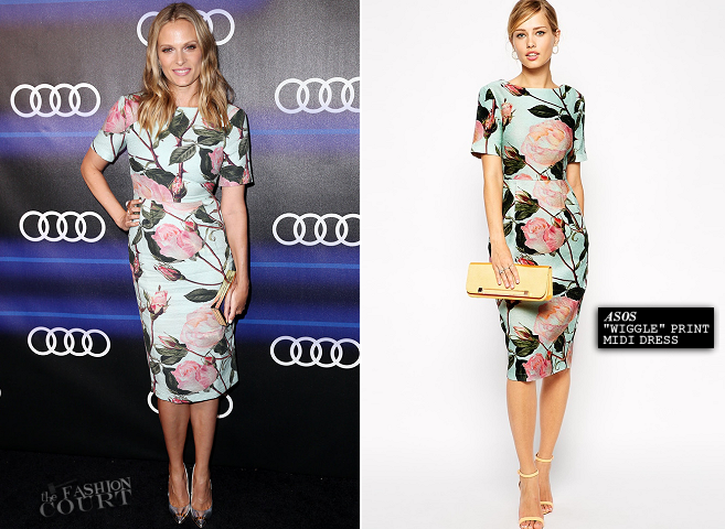 Vinessa Shaw in ASOS | Audi Celebrates Emmys' Week 2014