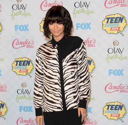 Zendaya in Emanuel Ungaro | 2014 Teen Choice Awards