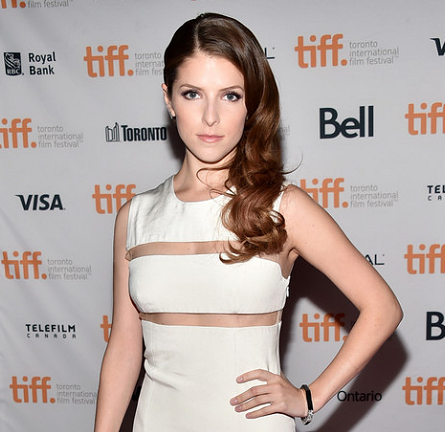 Anna Kendrick in Kaufmanfranco | 'The Last Five Years' Premiere - 2014 Toronto International Film Festival