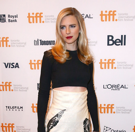 Brit Marling in Proenza Schouler & Alexander McQueen | 'The Keeping Room' Premiere - 2014 Toronto International Film Festival