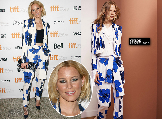 Elizabeth Banks in Chloé | 'Love & Mercy' Premiere - 2014 Toronto International Film Festival