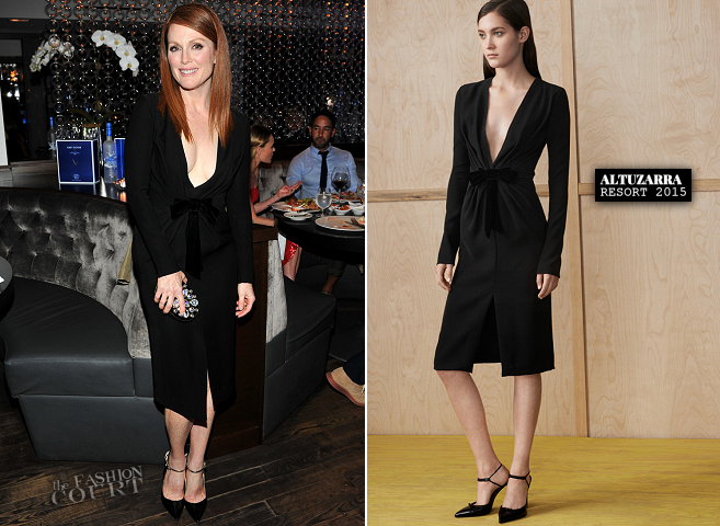 Julianne Moore in Atluzarra | 'Still Alice' After Party - 2014 Toronto International Film Festival