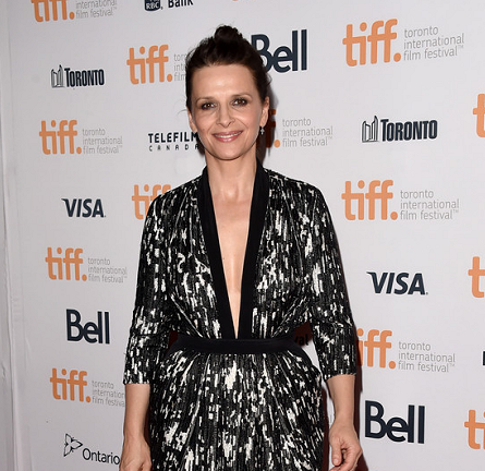 Juliette Binoche in Maxime Simoëns | 'Clouds of Sils Maria' Premiere - 2014 Toronto International Film Festival