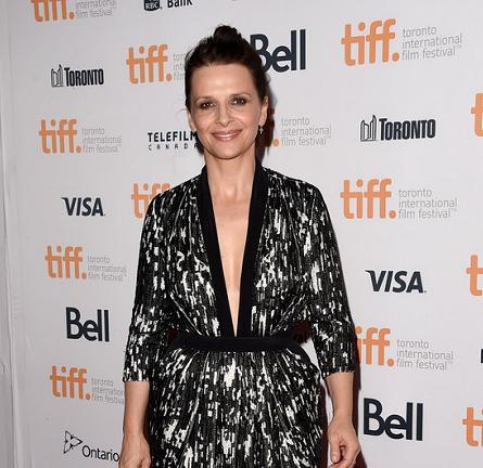 Juliette Binoche in Maxime Simoëns | 'Clouds of Sils Maria' Premiere - 2014 Toronto International Film Festival