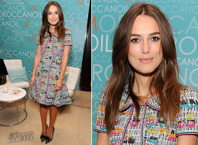 Keira Knightley in Chanel | Variety Studio - 2014 Toronto International Film Festival