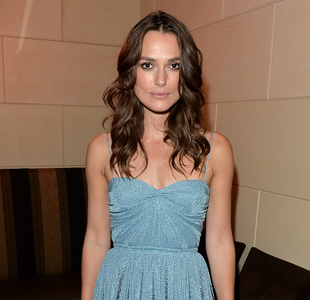 Keira Knightley in Miu Miu | 2014 TIFF – HFPA / InStyle Party