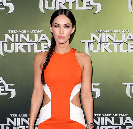 Megan Fox in Cushnie et Ochs | 'Teenage Mutant Ninja Turtles' Sydney Premiere