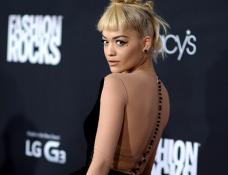 Rita Ora in Stéphane Rolland Couture | Fashion Rocks 2014