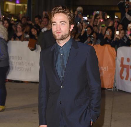 Robert Pattinson in Gucci | 'Maps to the Stars' Premiere - 2014 Toronto International Film Festival