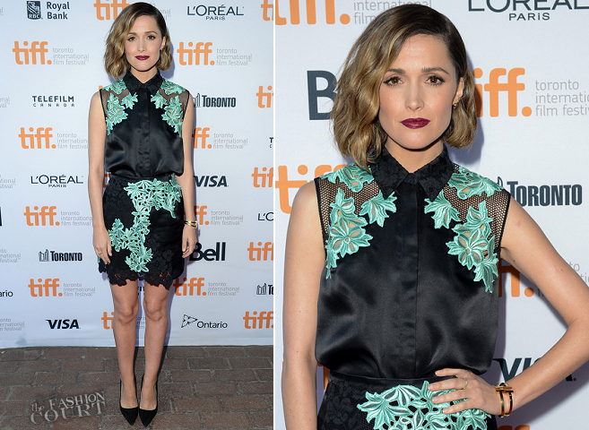 Rose Byrne « The Fashion Court