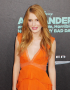 Bella Thorne in Alberta Ferretti | 'Alexander and the Terrible, Horrible, No Good, Very Bad Day' Hollywood Premiere