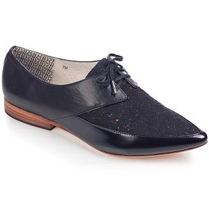 Matt Bernson 'Darby' Speckle Wool Oxford Shoe