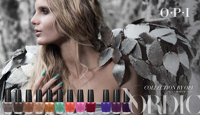 Review: OPI Nordic Fall/Winter 2014 Collection