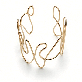 Repossi White Noise Rose Gold Ring