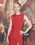 Elizabeth Banks in Saint Laurent | 'The Hunger Games: Mockingjay - Part 1' Berlin Premiere