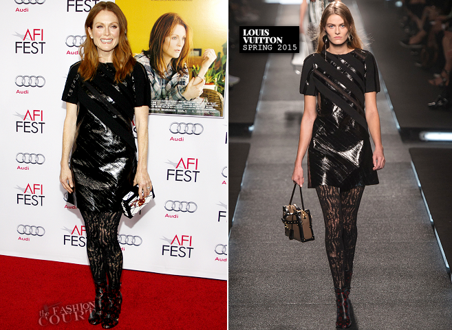 Julianne Moore in Louis Vuitton | 'Still Alice' Screening - AFI FEST 2014
