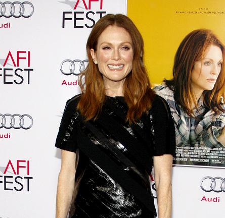 Julianne Moore in Louis Vuitton | 'Still Alice' Screening - AFI FEST 2014
