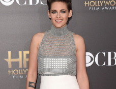 Kristen Stewart in Chanel Couture | 2014 Hollywood Film Awards