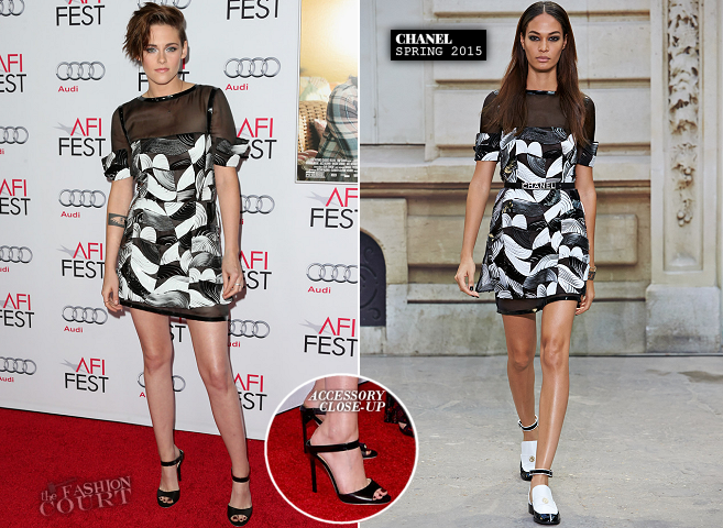Kristen Stewart in Chanel | 'Still Alice' Screening - AFI FEST 2014