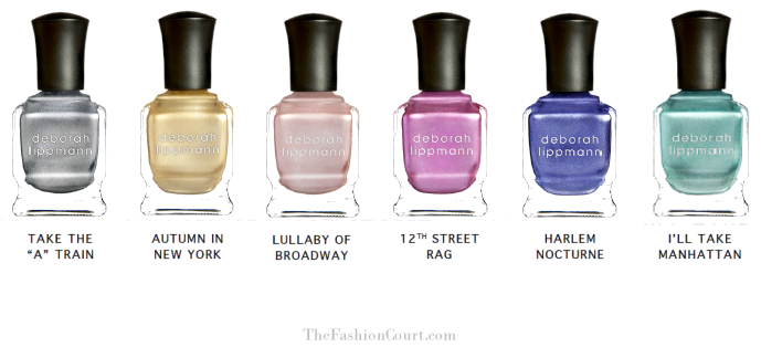 Review: Deborah Lippmann 'New York Marquee' Collection