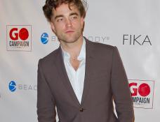 Robert Pattinson in Gucci | GO GO Gala 2014