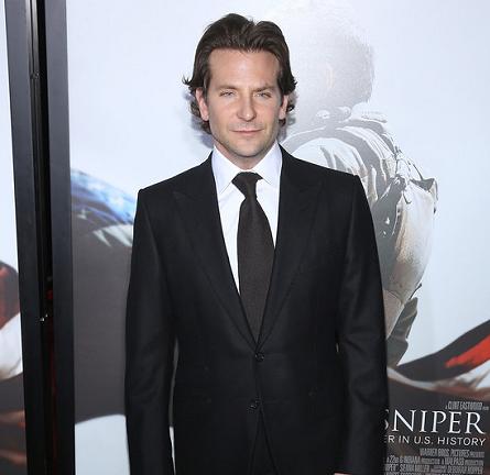 Bradley Cooper in Tom Ford | 'American Sniper' NYC Premiere