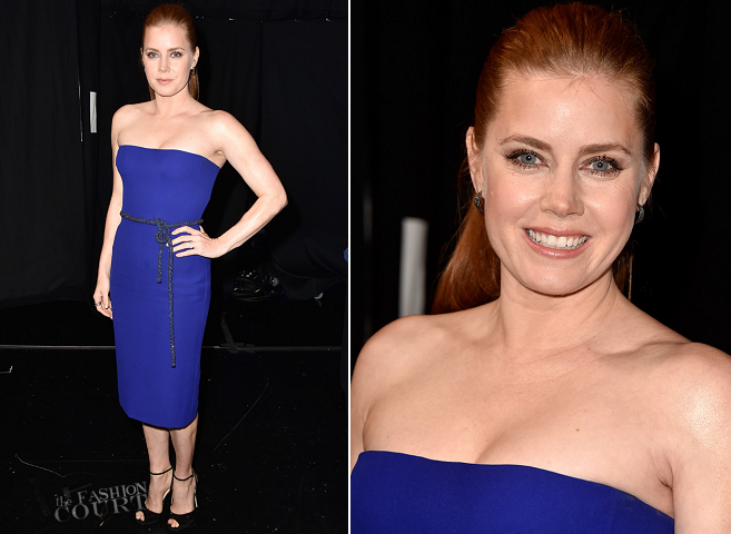Amy Adams in Gucci | 2015 People's Choice Awards