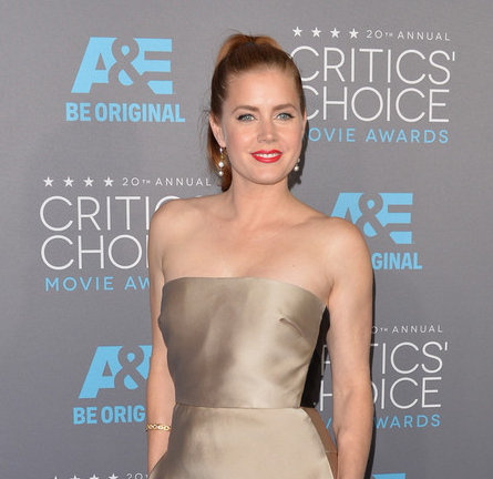 Amy Adams in Max Mara | 2015 Critics' Choice Movie Awards